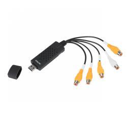 Adapter / przejściówka USB na AV INTEX