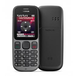 Telefon GSM Nokia 101 czarna dual SIM