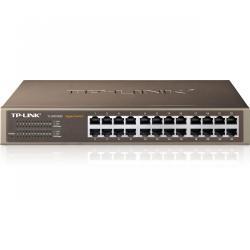 TP-LINK TL-SF1024 Switch do montażu w szafie/ 24porty 10/100Mb/s