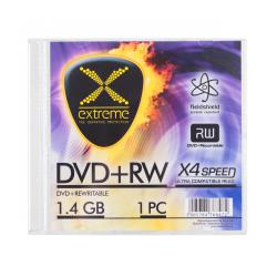 DVD+RW EXTREME MINI 1,4GB X4 SLIM