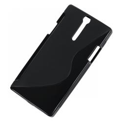 Back Cover Case M-LIFE S-line do Sony Xperia S