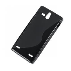 Back Cover Case M-LIFE S-line do Sony Xperia U