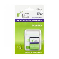 Bateria M-Life BL-4B do Nokia 2760 6111 7370 N76 7500