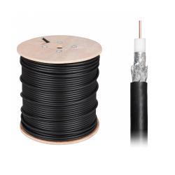 Kabel koncentryczny RG11 75 Ohm 305m/szpula, rolka