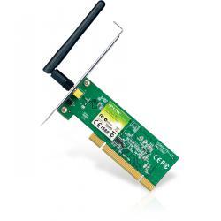 TP-LINK TL-WN751ND Karta WiFi, PCI, RPSMA, 150Mbps