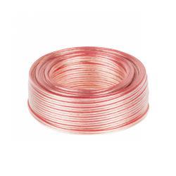 Kabel głośnikowy CCA 1.5mm 25M, rolka