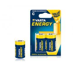 Bateria alkaliczna VARTA LR14 ENERGY 2szt./bl., blister