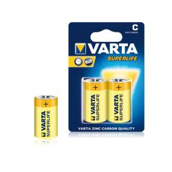 Bateria VARTA R14 SUPERLIFE 2szt./bl., blister