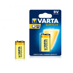 Bateria VARTA 9V SUPERLIFE 1szt./bl., blister