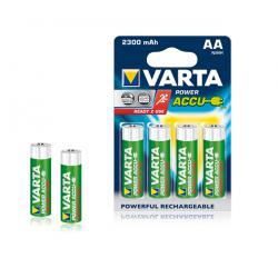 Akumulator VARTA AA 2400mAh 4szt./bl., blister