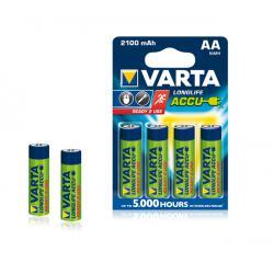 Akumulator VARTA AA 2100mAh 4szt./bl., blister