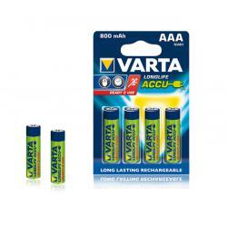 Akumulator VARTA AAA 800mAh 4szt./bl., blister