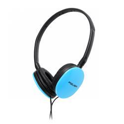 Słuchawki nauszne Azusa SN-160 niebieskie Jack 3,5