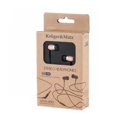 Kruger&Matz słuchawki douszne KM 108 MP