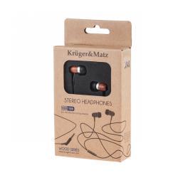 Kruger&Matz słuchawki douszne KM 108 SP