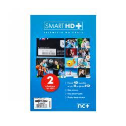 Karta usługa TV SMART HD 2 miesiące PKWiU 61.30.20.0