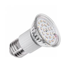 Lampa LED (24x3014 SMD) 4.5W, E27, 3000K, 230V (szklana obudowa)