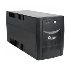 UPS Quer model Micropower 2000 (offline, 2000 VA / 1200 W, 230 V, 50 Hz)