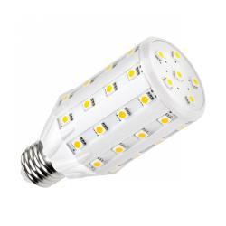Lampa LED (46 SMD 5050) walec- 8,5W E27 3000K, 230 V