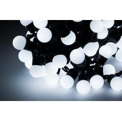 Lampki choinkowe LED, kolor zimny biały (10m)