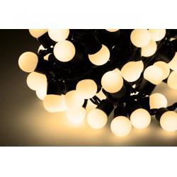 Lampki choinkowe LED, kolor ciepły biały (10m)