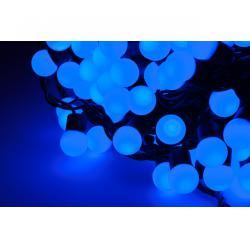 Lampki choinkowe LED, kolor niebieski (20 m)