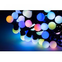 Lampki choinkowe LED, kolor RGB (20 m)