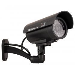 Atrapa kamery IR 9000 B IR LED czarna
