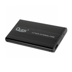 "Obudowa dysku 2,5"" SATA USB 2.0 Quer"