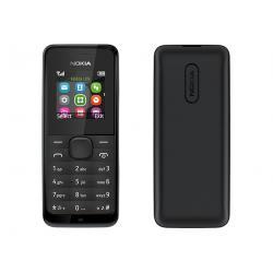 Telefon Nokia 105 czarny