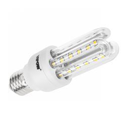Lampa LED 3U (35 SMD 2835), 6W, E27 3000K, 230V