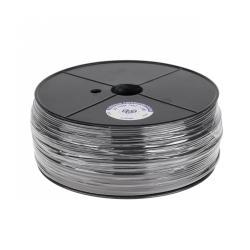 EDC Kabel 2 x RCA czarny 250m, rolka