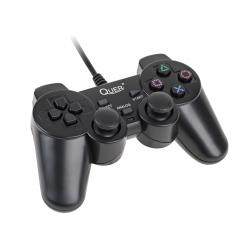 Pad Quer Double Shock do PS2/PS3/PC