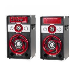 Aktywne kolumny głośnikowe Intex DJ-601