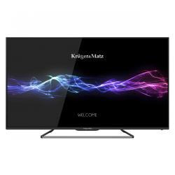 """Telewizor Kruger&Matz 55"""" seria F, FHD DVB-T2"""