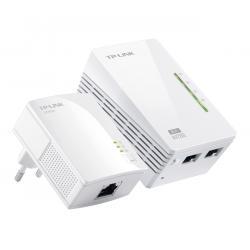 TP-LINK TL-WPA2220 KIT Zestaw transmiterów sieciowych AV200 z punktem dostępowym 300Mb/s