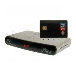 Usługa telewizyjna SMART HD+ z dekoderem ComboPlus Technisat CE HD PKWiU 61.30.20.0