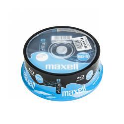 MAXELL BD-R BLU-RAY 25GB 4X FULL PRINT CAKE 25szt