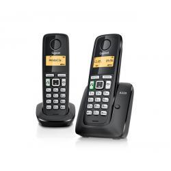 Telefon Siemens Gigaset A220 DUO black