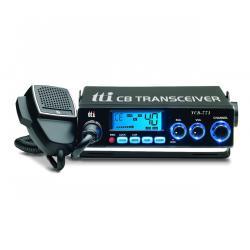 Radio CB TTi TCB-771 12/24V ASQ AM/FM