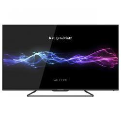 """Telewizor Kruger&Matz 65"""" seria F, Full HD z tunerem DVB-T2 HD"""