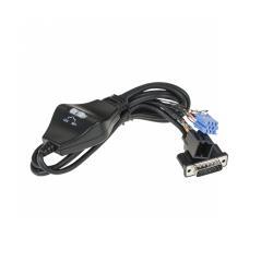 Kabel do zmieniarki cyfrowej Peiying PY-EM01 Audi, Skoda, Volkswagen 8 pin