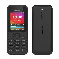 Telefon Nokia 130 dual sim czarny