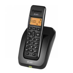 Telefon stacjonarny bezprzewodowy M-LIFE model ML0656