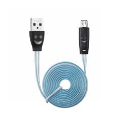 Kabel microUSB RGB