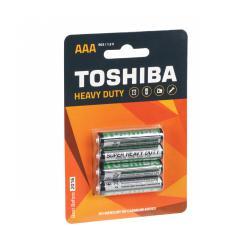 Bateria TOSHIBA R3 4szt./blister, blister