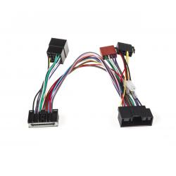 Złącze do Ford Fiesta, C-Max, Focus od 2010r kable do zestawu głośnomówiącego PARROT 552091Z