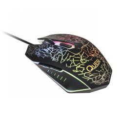 Mysz Quer Gamer czarna