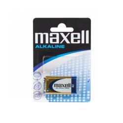 Bateria alkaliczna MAXELL 6LR61 9V 1szt./blist., blister