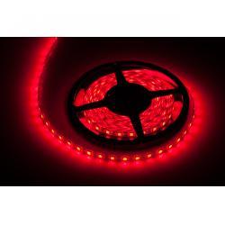 Sznur diodowy 5m czerwony wodoodporny (300x5050SMD)